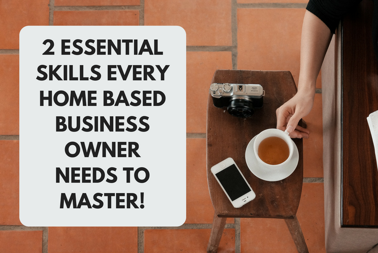 skills for home based business owners