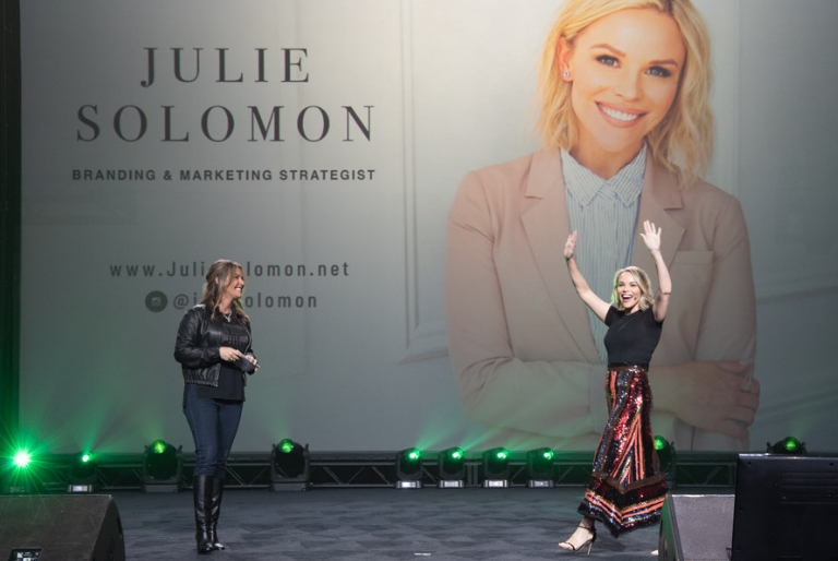 Turning Your Influence Into An Income (with Julie Solomon)